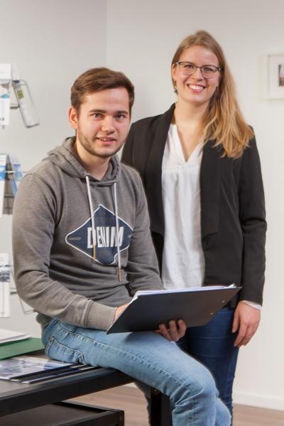 Werksstudenten bei KMA Umwelttechnik