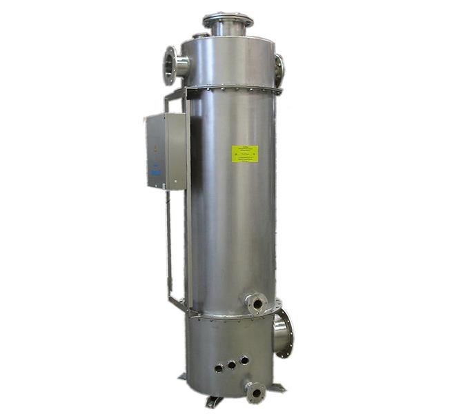 KMA electrostatic tube filter