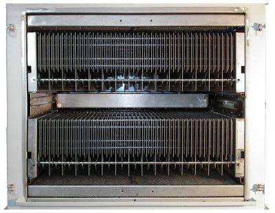 Das automatische Filterreinigungssystem (CIP) von KMA Umwelttechnik kann in jede KMA Abluftfilteranlage integriert werden. Der Reinigungszyklus des Filtermodul erfolgt effizient und ohne Produktionsausfall oder Personalaufwand und kann individuell programmiert werden.