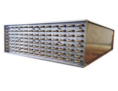 Der KMA Wärmetauscher ermöglicht während der Abluftreinigung die Rückgewinnung von Prozesswärme.