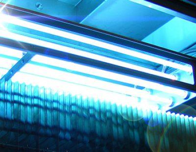 Leistungsstarke Geruchabscheidung durch KMA UV-Licht