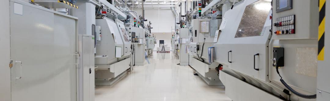 An modernen CNC Bearbeitungsmaschinen ist die Belastung durch Öl- und Emulsionsnebel sehr hoch.