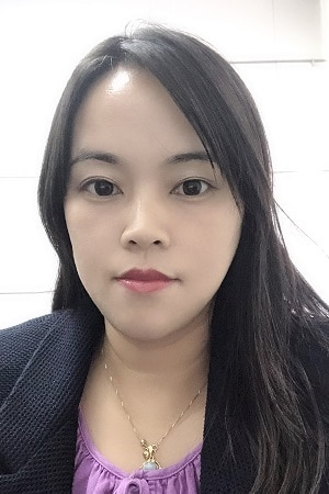 Iris Zhu, Sales Manager KMA China