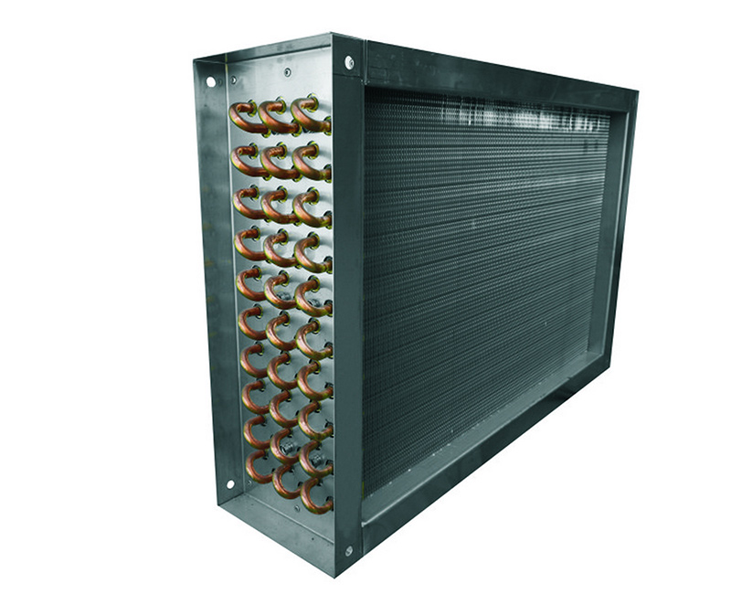 For efficient heat recovery while treating exhaust air KMA Umwelttechnik uses industrial heat exchangers